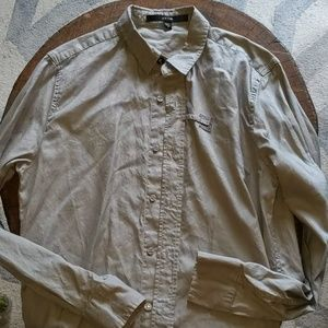 Joe's Jeans || Button Down Long-sleeve